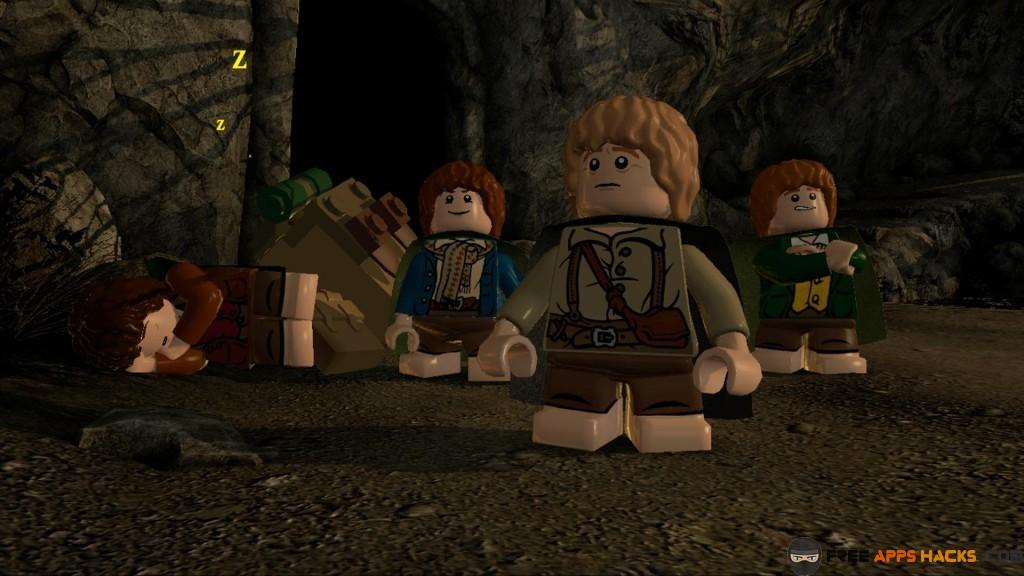 7701xWave 2_Screenshot 10_Hobbits_Weathertop