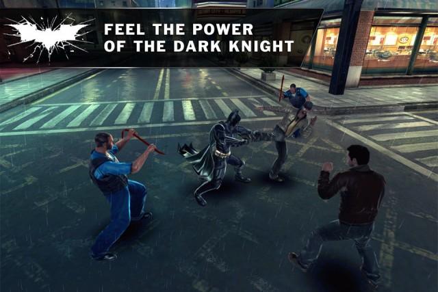 The Dark Knight Rises Tricks and Cheats