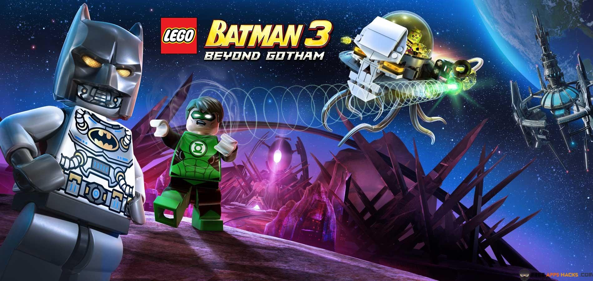 lego batman 3 apk mod