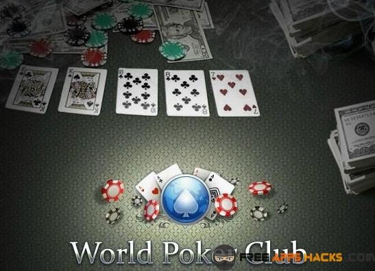 World poker club mod apk joa uriage tournoi poker
