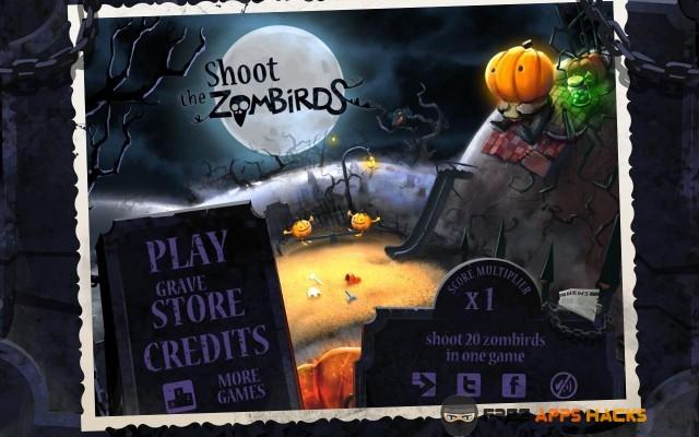 Shoot the Zombirds Cheats and Tips