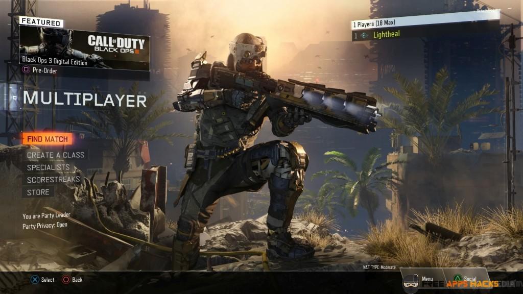 Call of Duty 2018: Black Ops 3 All Guns, Achievements