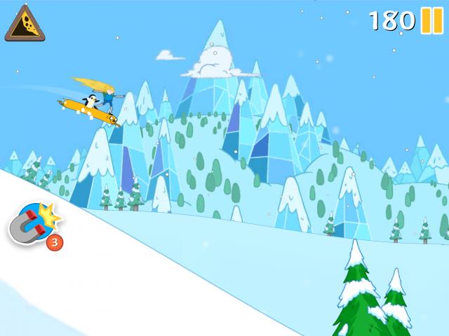 Ski Safari: Adventure Time Cheats