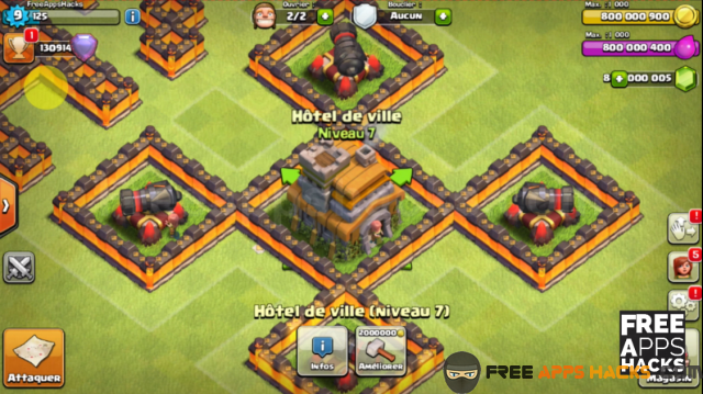 coc apk mod version download