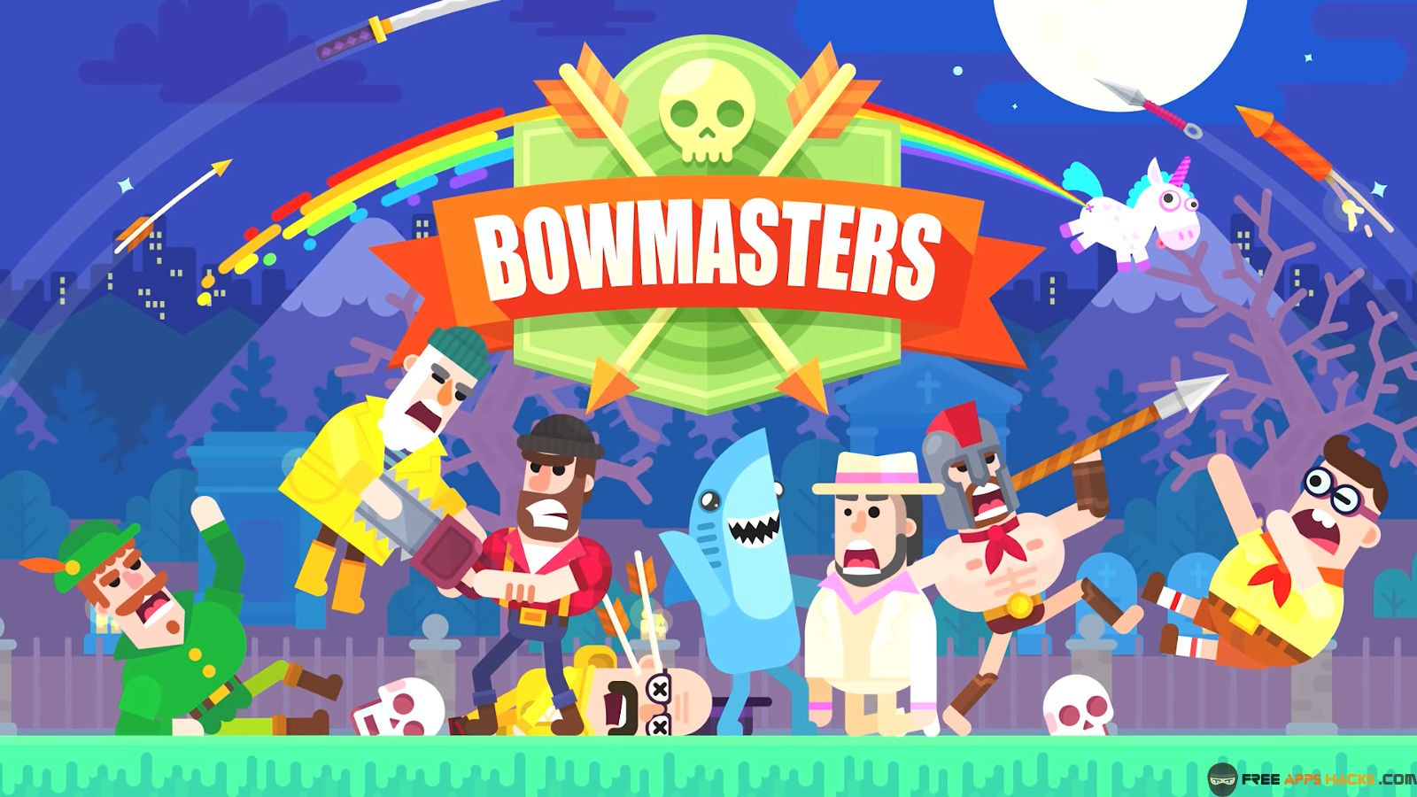 bowmasters app download