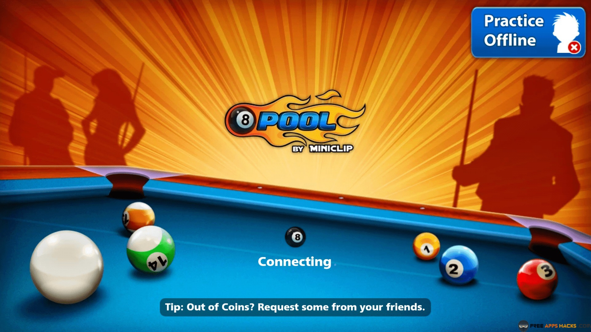 8 ball pool mod apk guideline and unlimited coins
