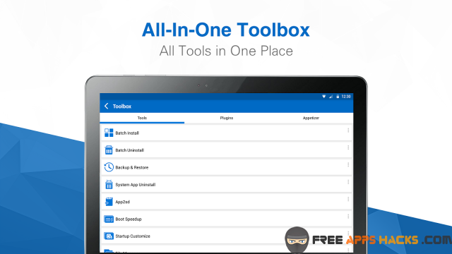 All in One Toolbox Pro Modded APK Android App - Free App Hacks