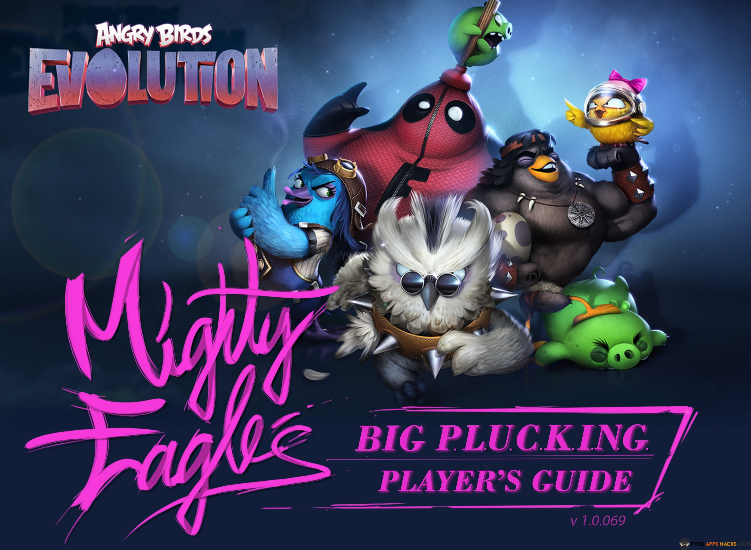 Angry Birds Evolution Modded APK High Damage Android App - Free App