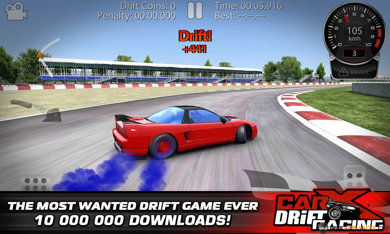 car x drift racing hack apk