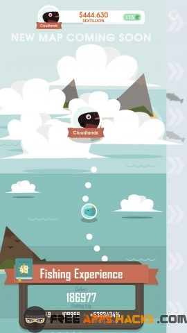 Hooked Inc Fisher Tycoon Modded APK Unlimited Money Android App