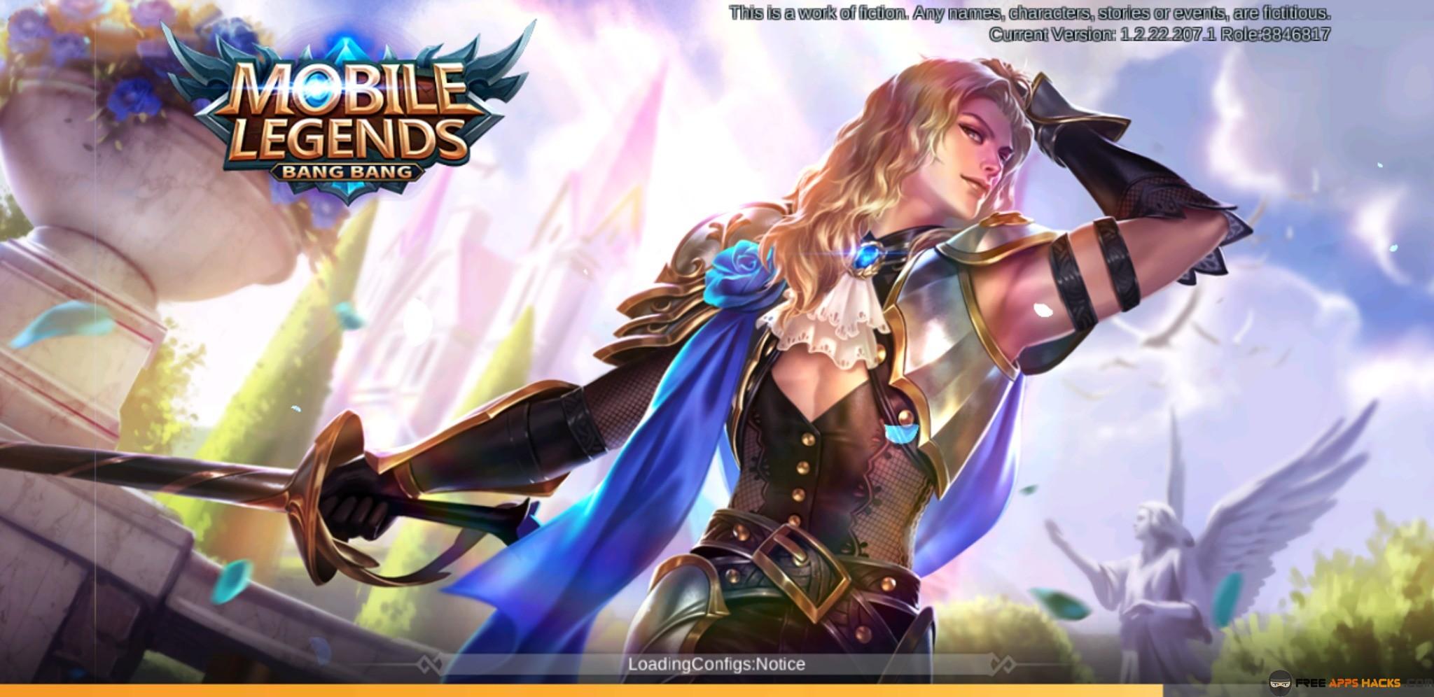 mobile legends bang bang hack online apk