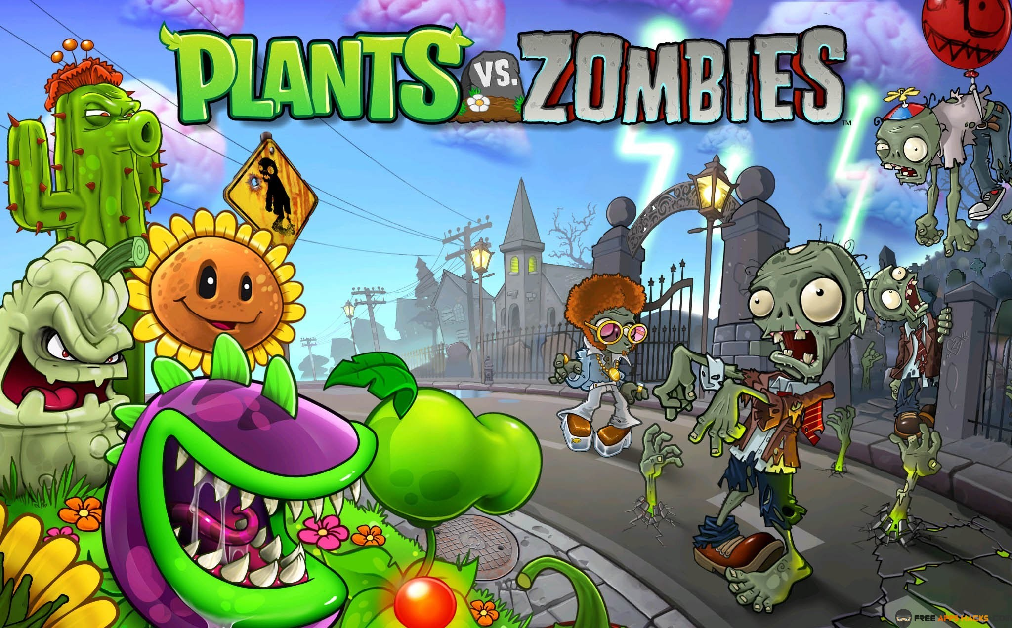 Plants Vs Zombies Free Modded Apk Infinite Sun Android App Free App Hacks