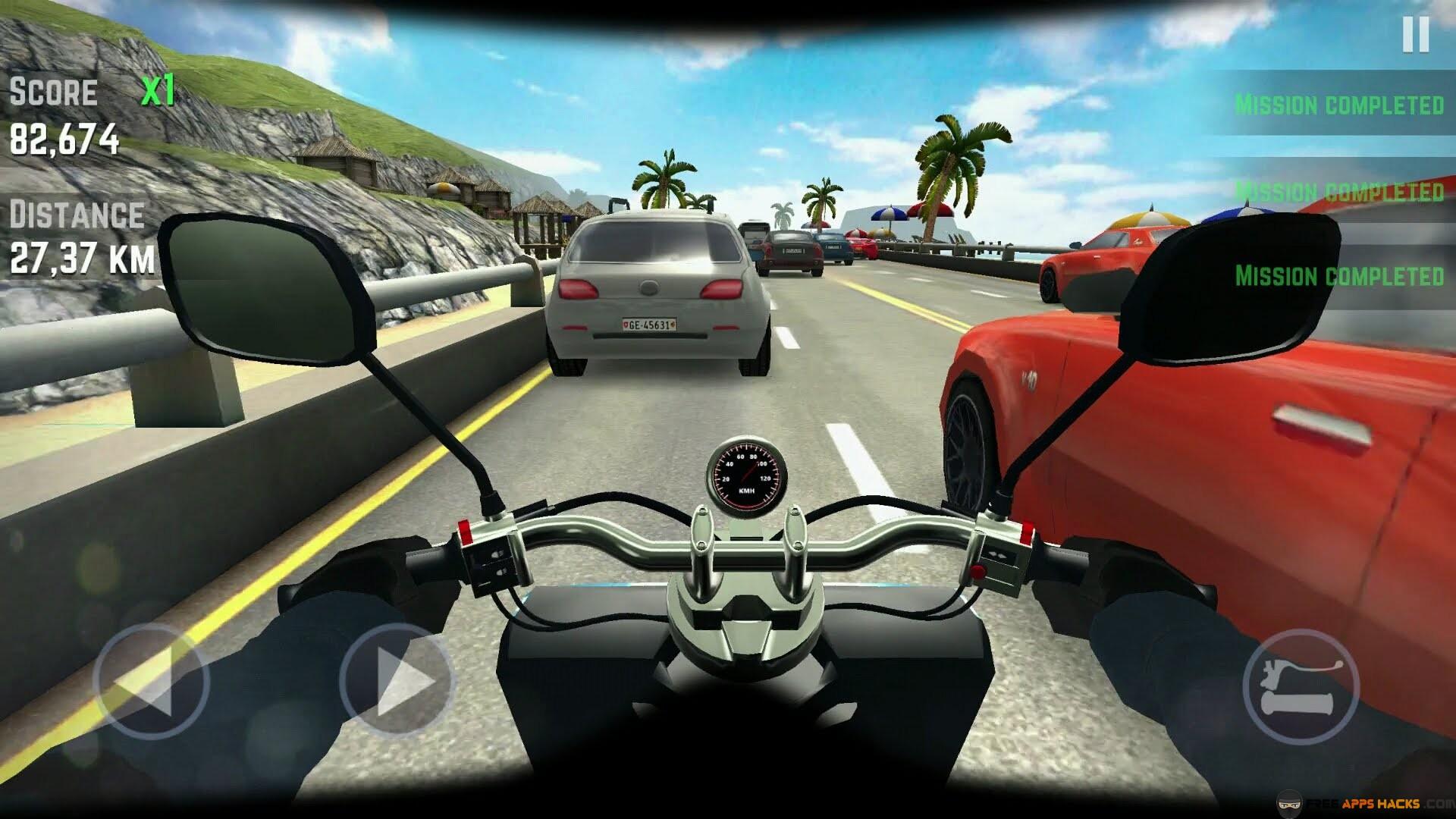 skgames traffic rider