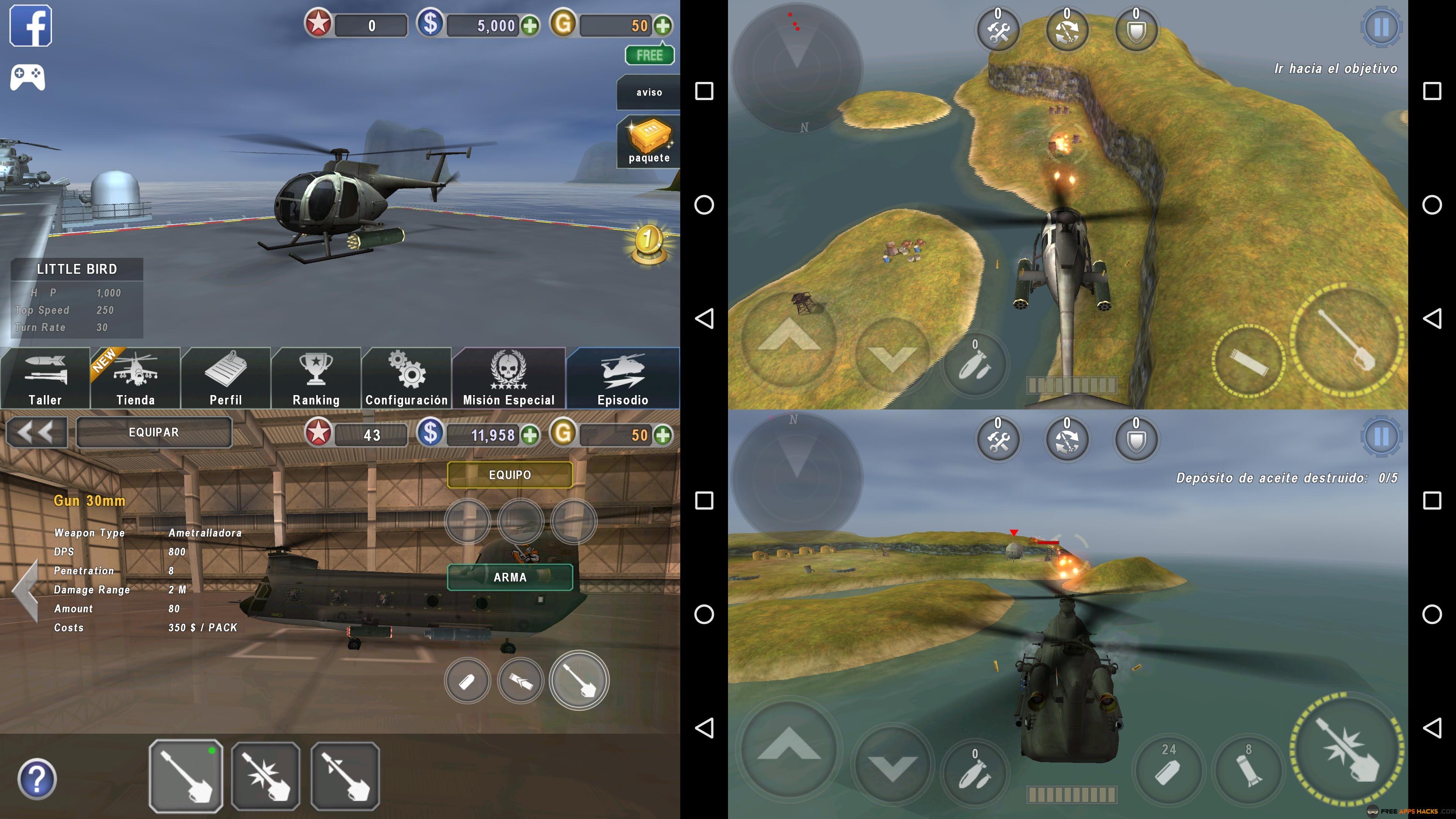 gunship battle 3d helicopter mod apk download