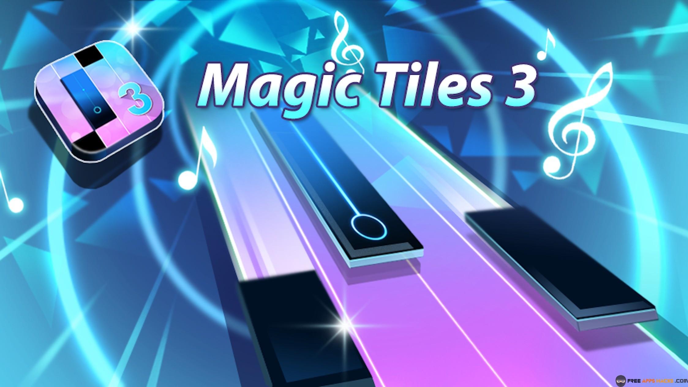 Magic Tiles 3 Modded APK Unlimited Money Android App - Free App Hacks