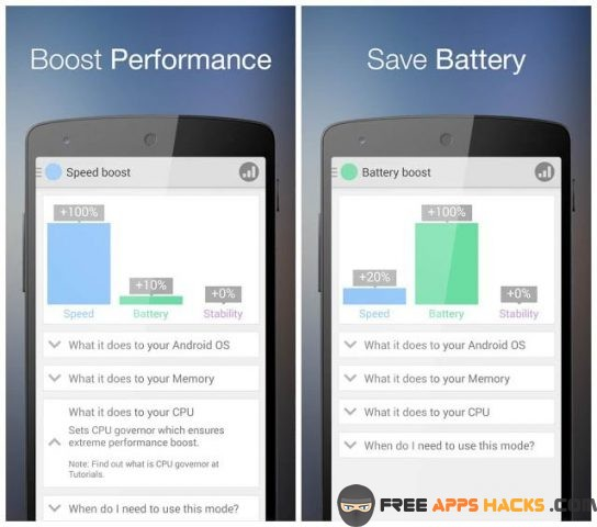 Root Booster Premium Free Modded APK Android App - Free App