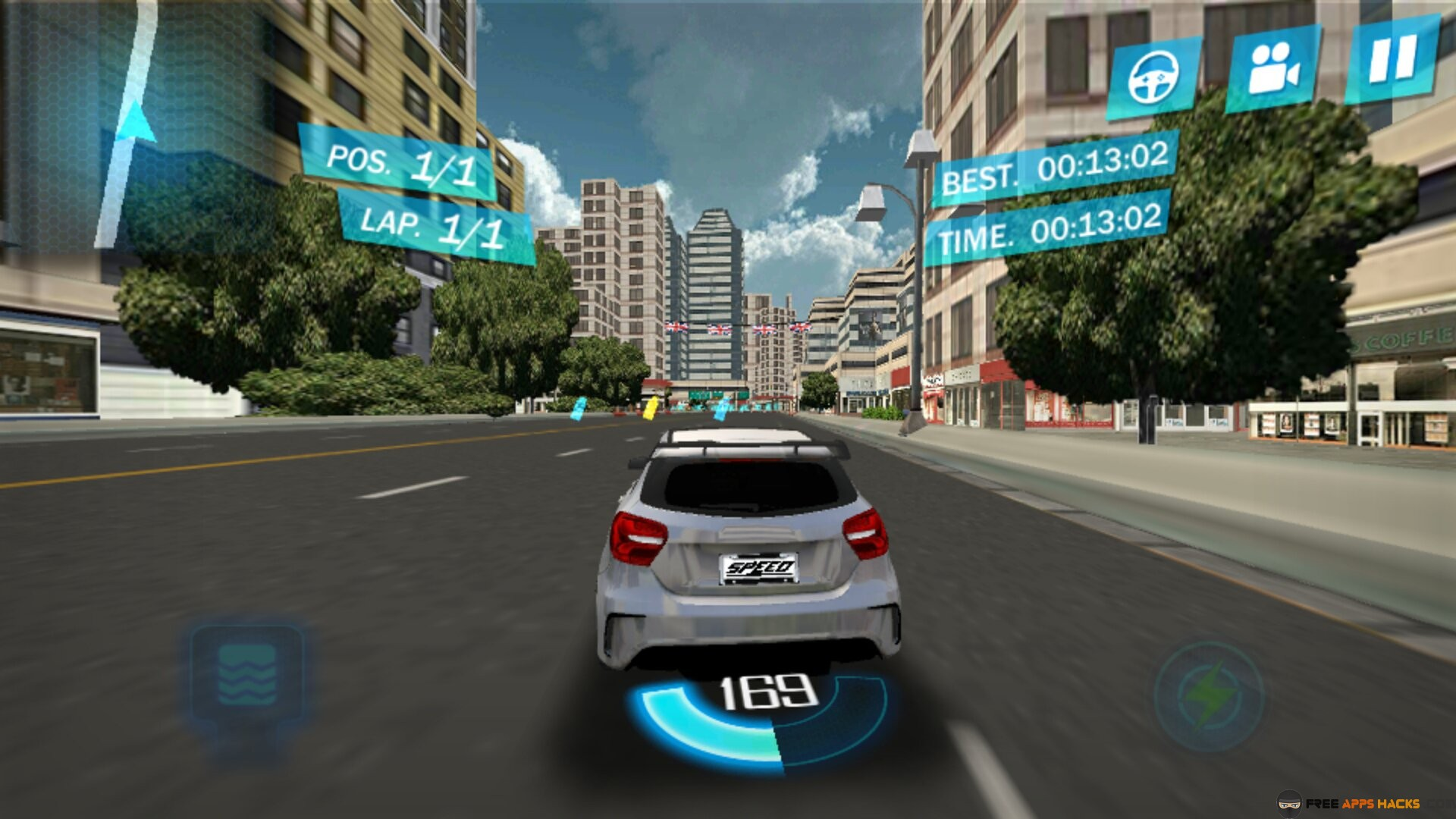 Street Racing 3D Modded APK Unlimited Money Android App