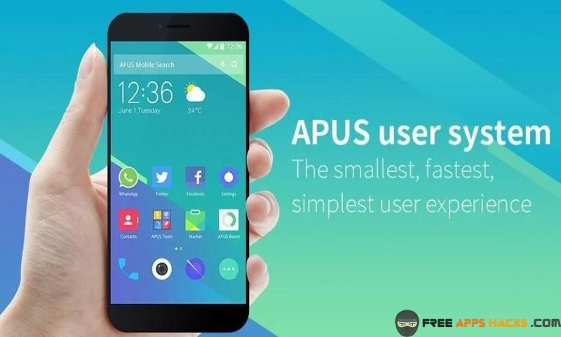 APUS Launcher Fast Free Modded APK Android App - Free App Hacks