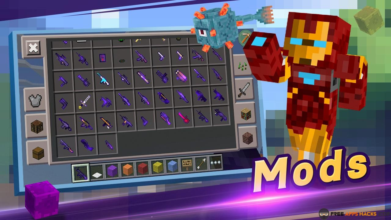minecraft hacked apk android