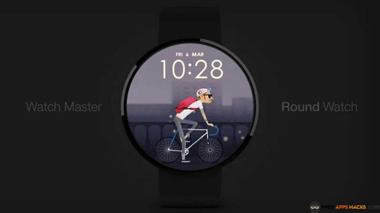 Night Riding Watchface Free Modded APK Android App - Free App Hacks