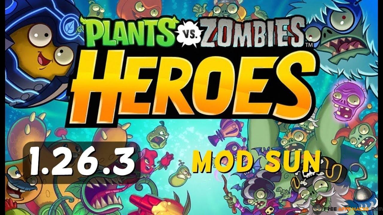 plants vs zombies 1 hack apk 2018