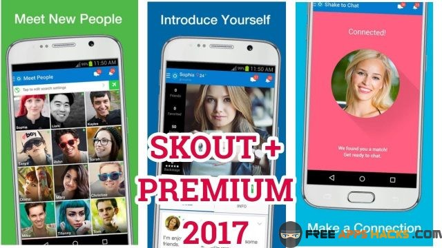 Skout+ Meet New Friend Free Modded APK Android App - Free