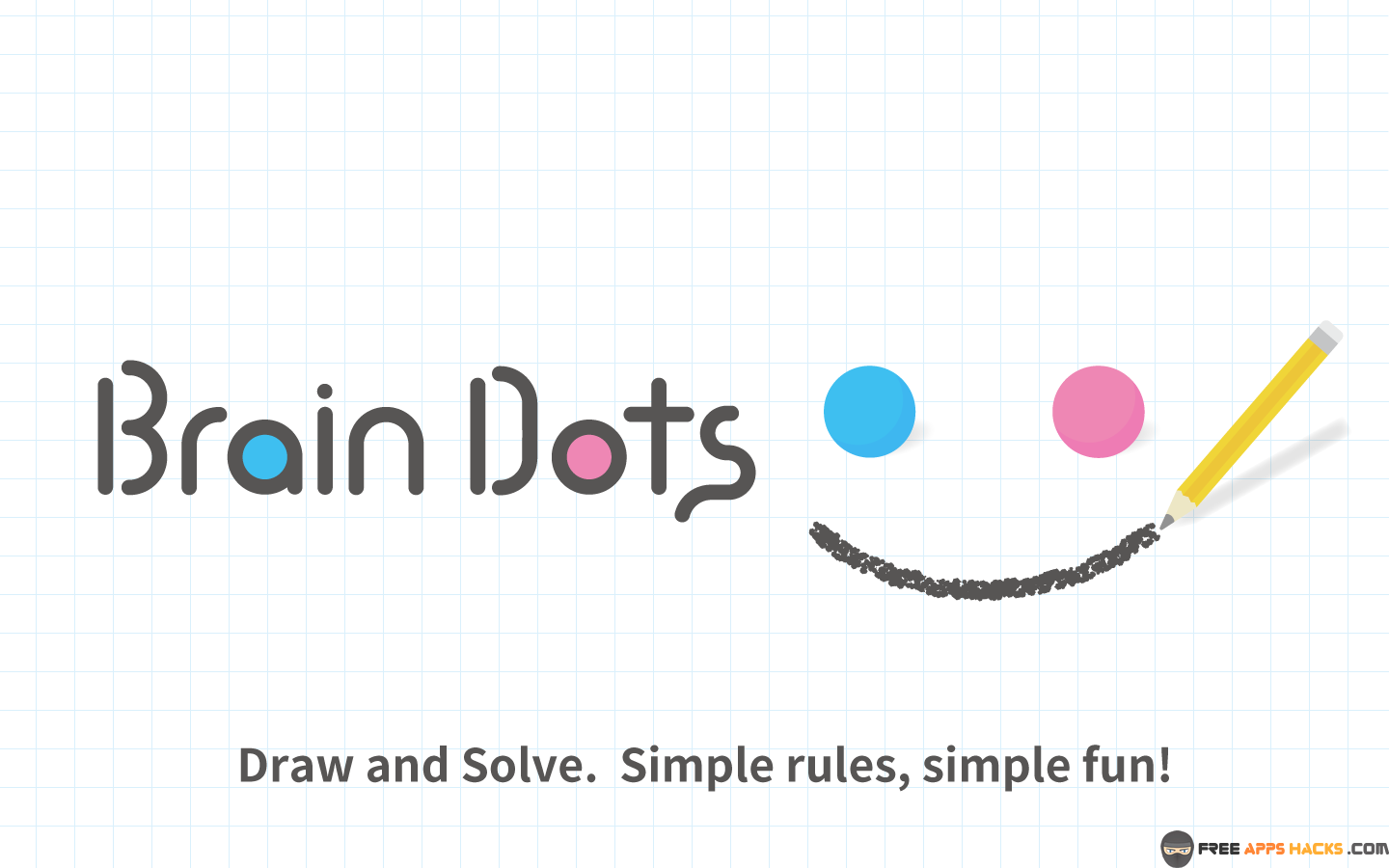 Brain Dots Unlimited Coins Mod APK Android App to Sharpen Your Mind