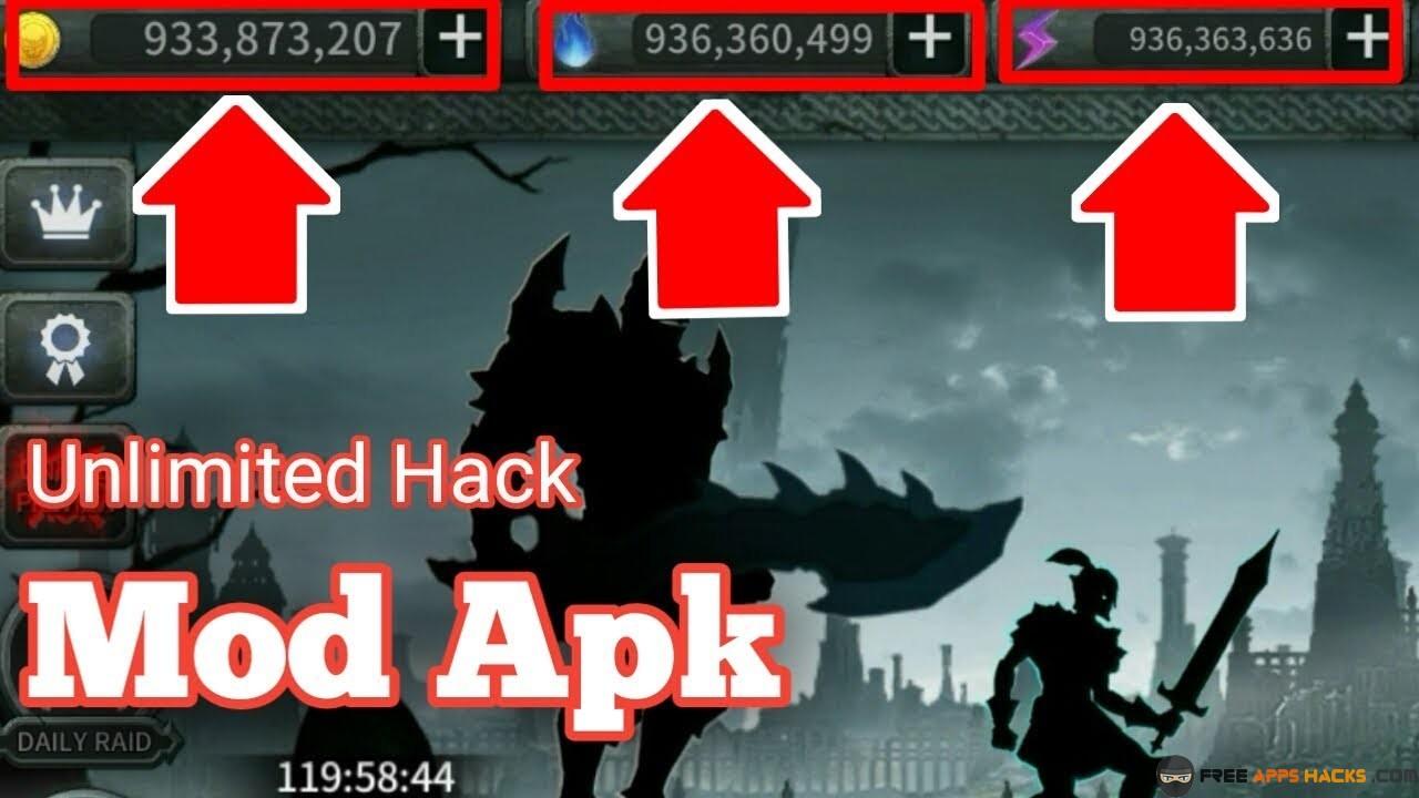 dark facebook apk mod