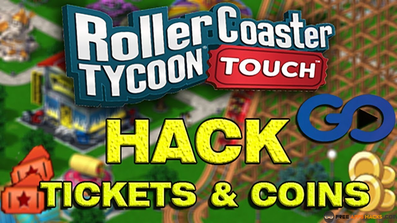 RollerCoaster Tycoon Touch Unlimited Money Modded APK Android App