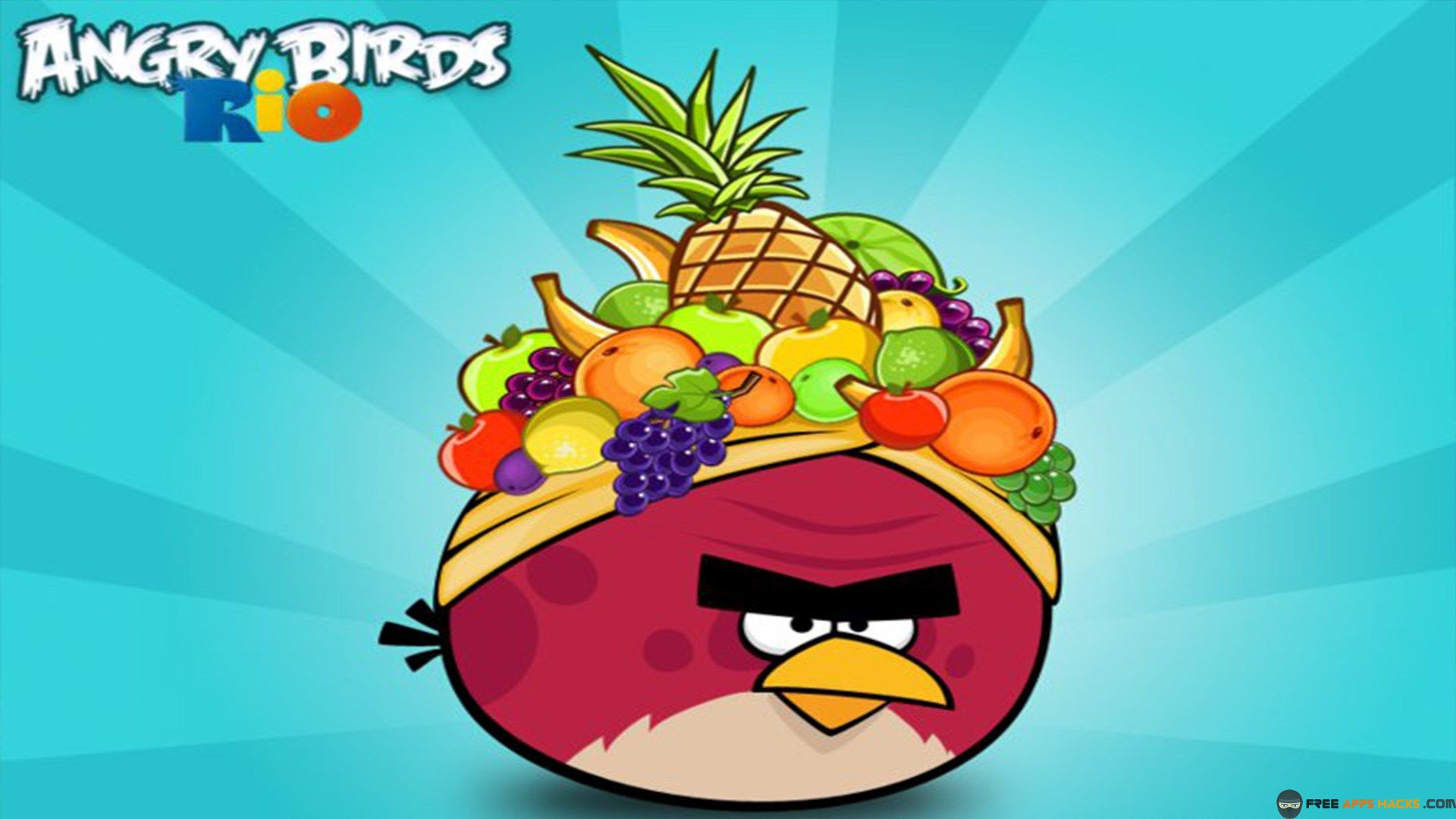 Angry Birds Rio for Android video Trailer