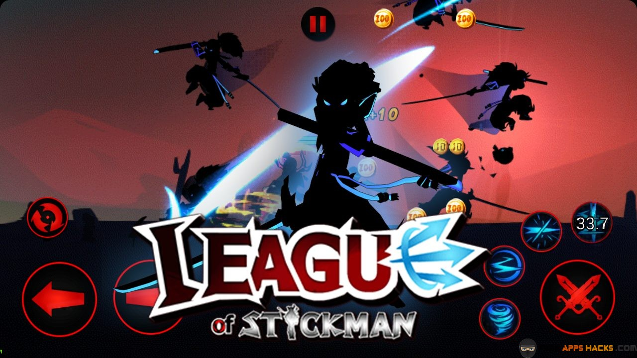 stickmen action games