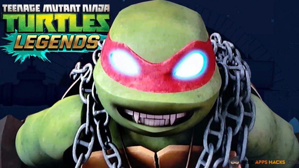 Ninja Turtles Legends APK Mod - Free App Hacks