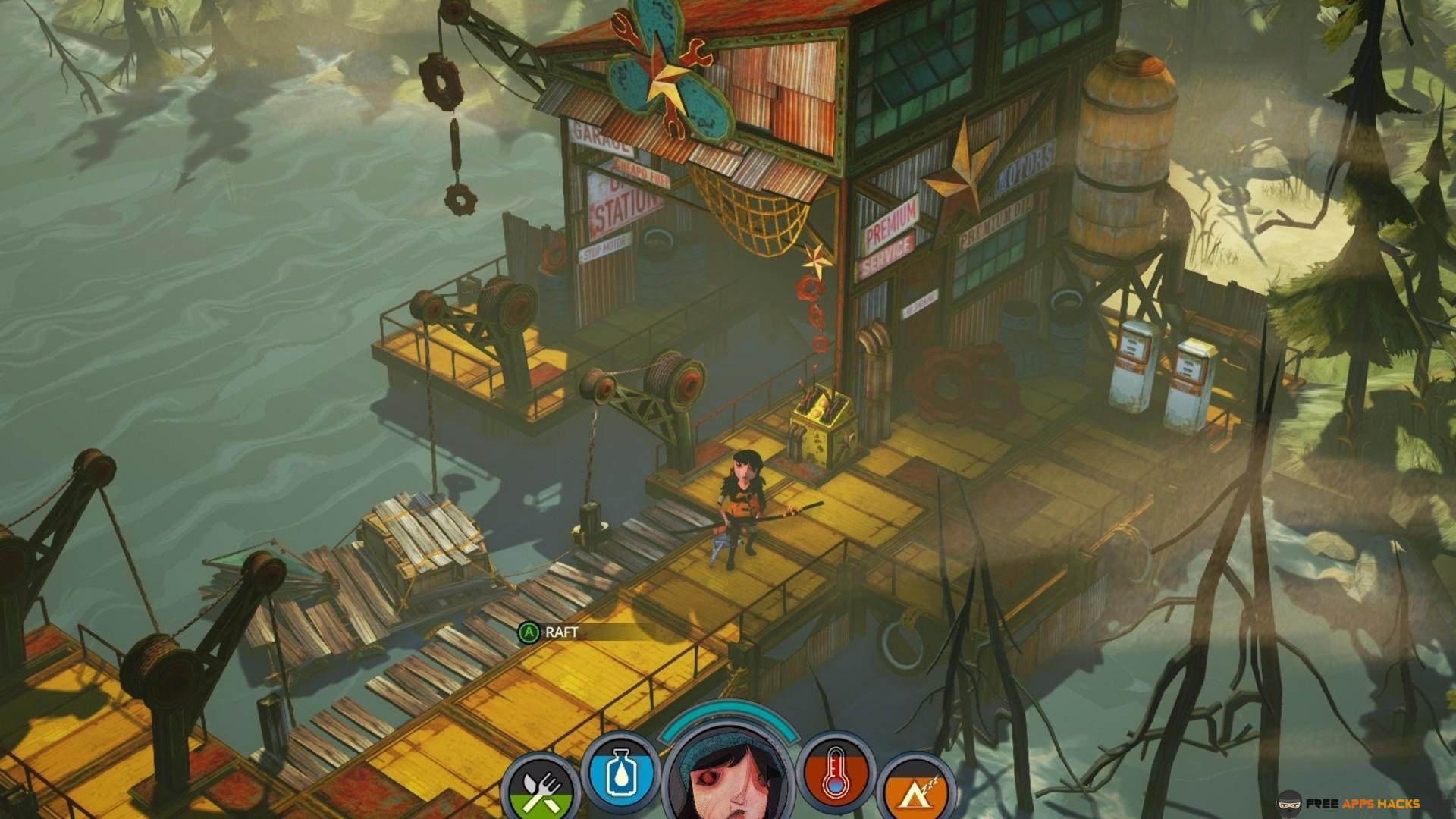 Raft Original Survival Game Mod APK - Free App Hacks