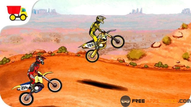 Mad Skills Motocross 2020