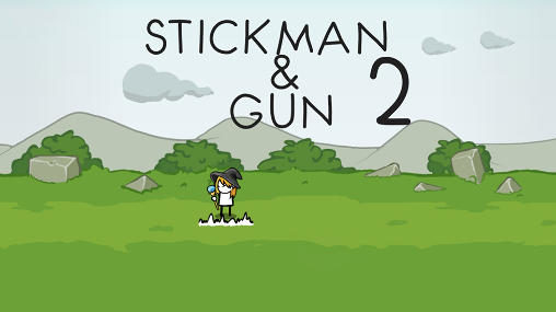 Stickman and Gun 2 Modded APK - Unlimited Coins/ Unlocked weapons, hats, pets, skills