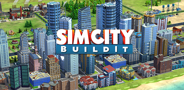 SimCity BuildIt 2016 Modded Apk - Unlimited Coins/Money/Keys