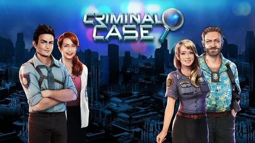 Criminal Case 2016 Modded Apk - Unlimited Energy/Coins/Keys