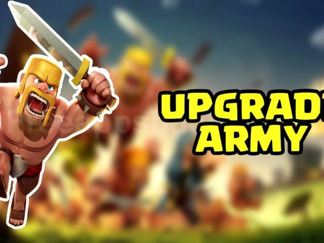 Clash Of Clans 2016 Modded APK for Unlimited Coins, Gems, Elixir for Android